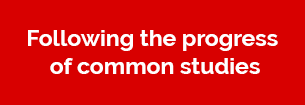 Following the progress of common studies